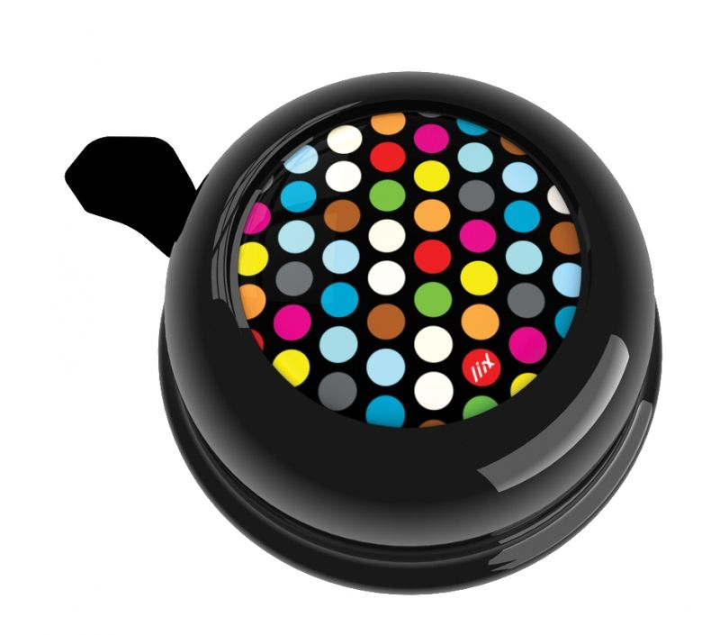 Liix Colour Bell Polka Dots Mix Black
