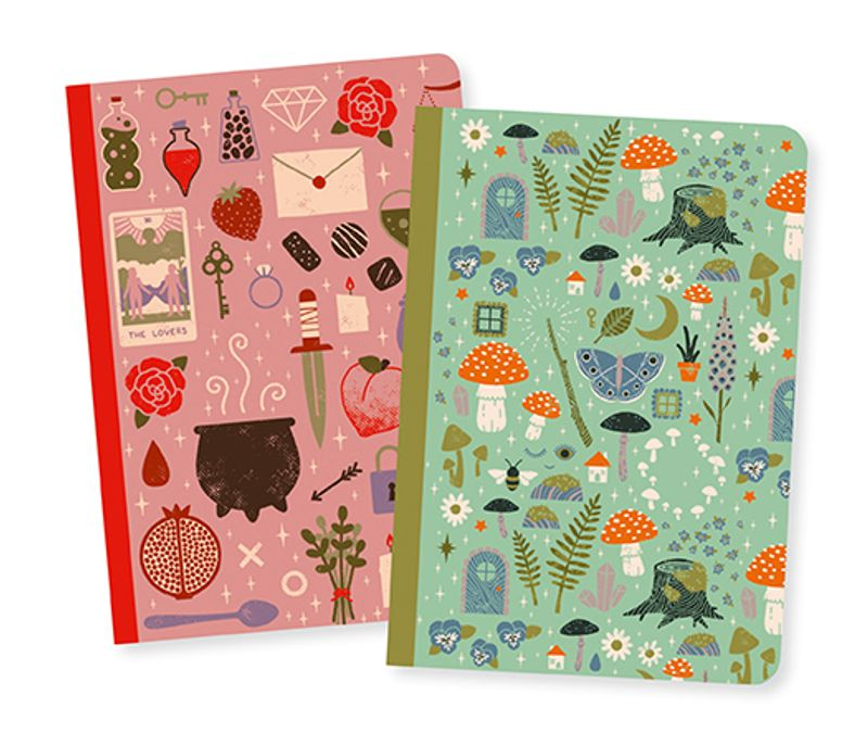 Camille little notebooks