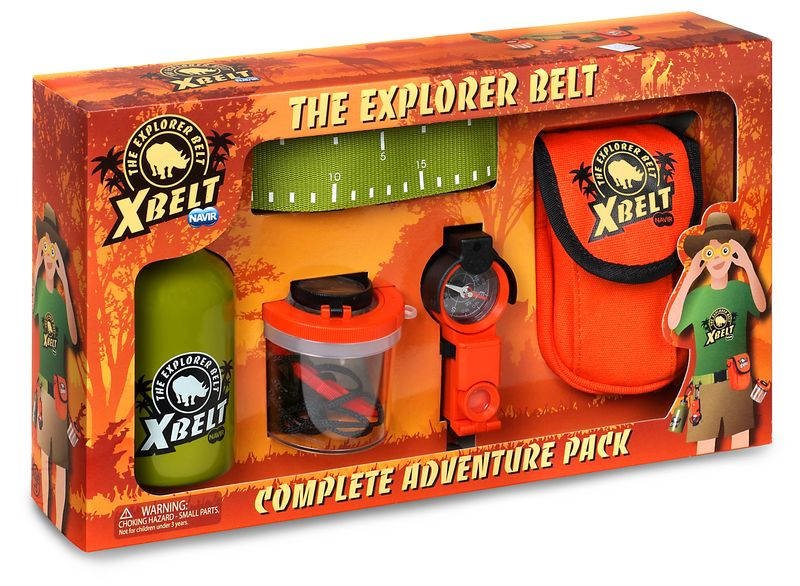 X-BELT, The Exploration Belt