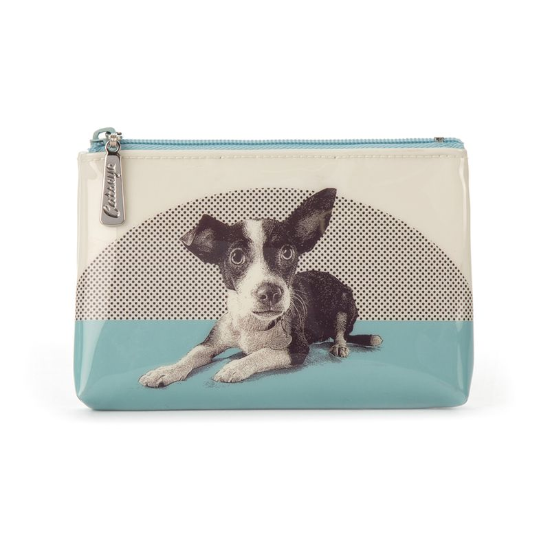 Etching Dog Pouch