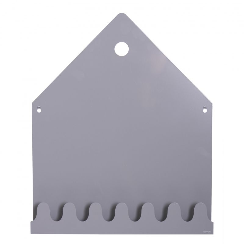 Village Magnetic board Grey