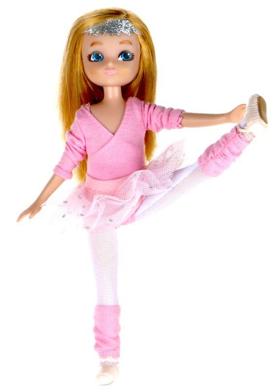 Lottie, Ballet Class