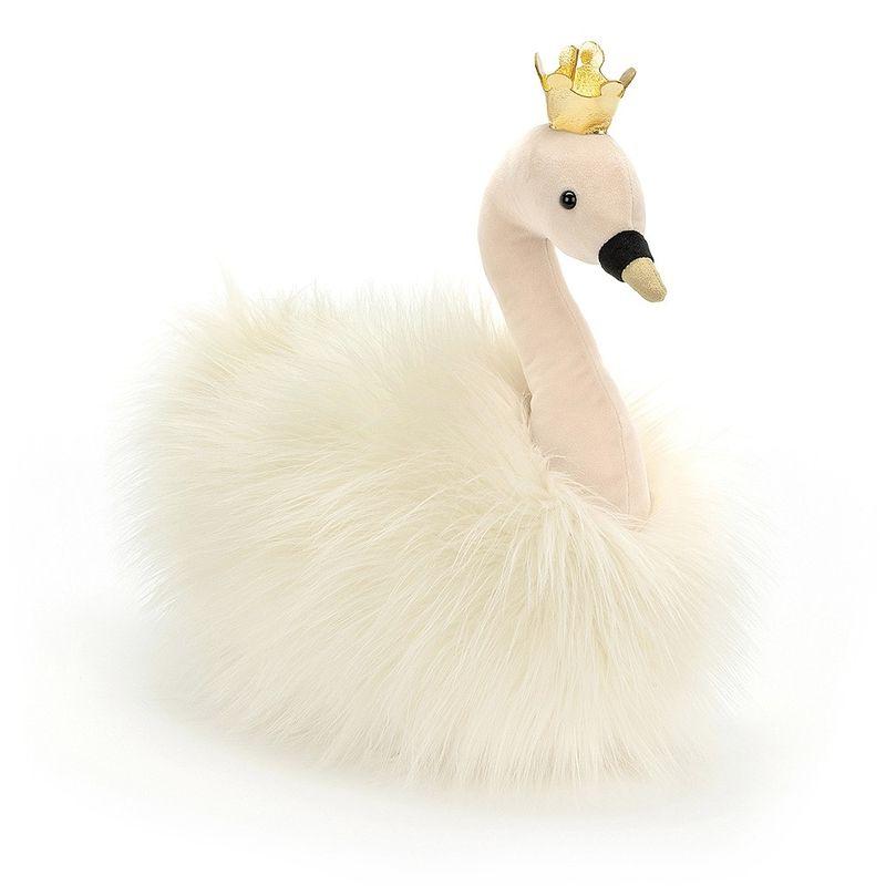 Fancy Swan Fluffy