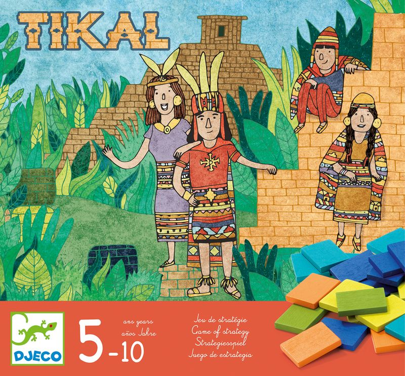 Games, Tikal