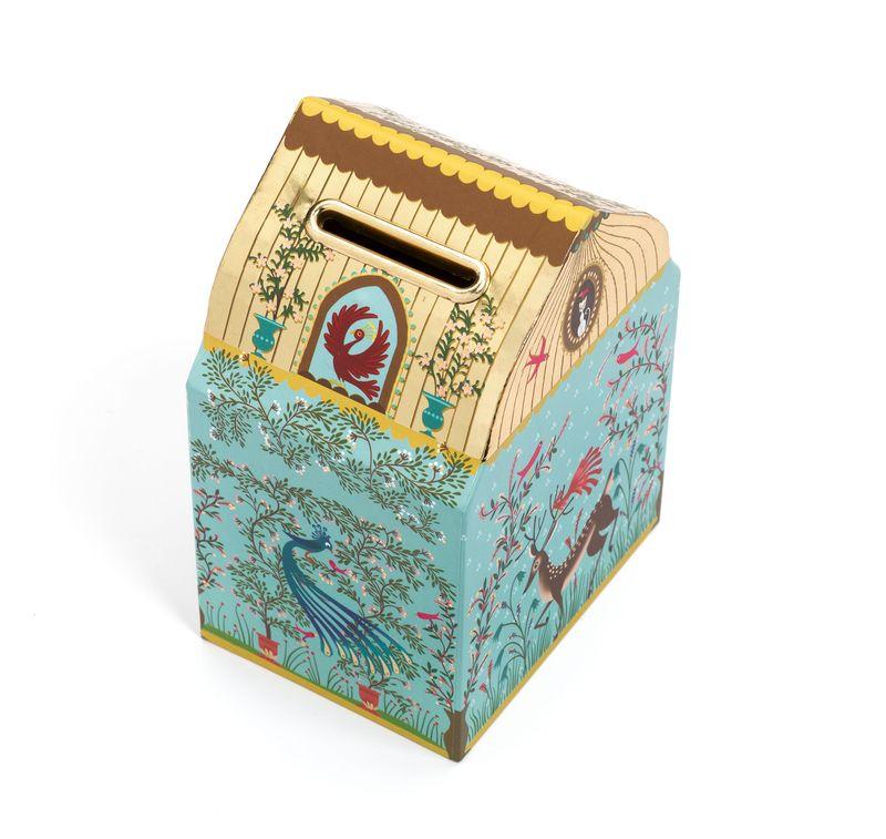 Money Box, Place