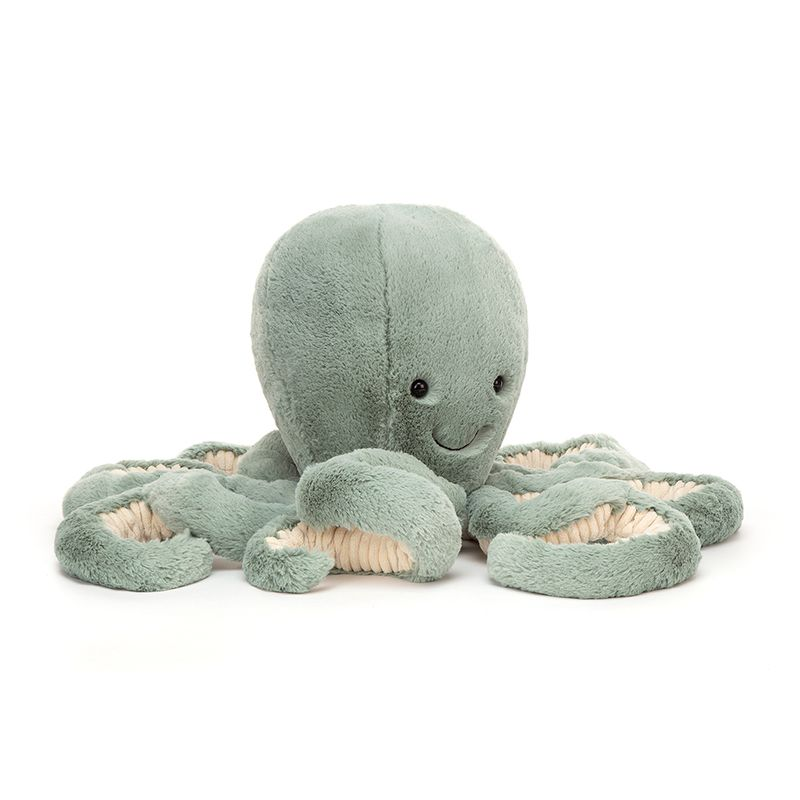 Odyssey Octopus Really Big
