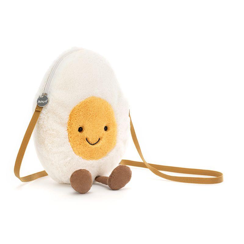 Amuseable Happy Boiled Egg Bag