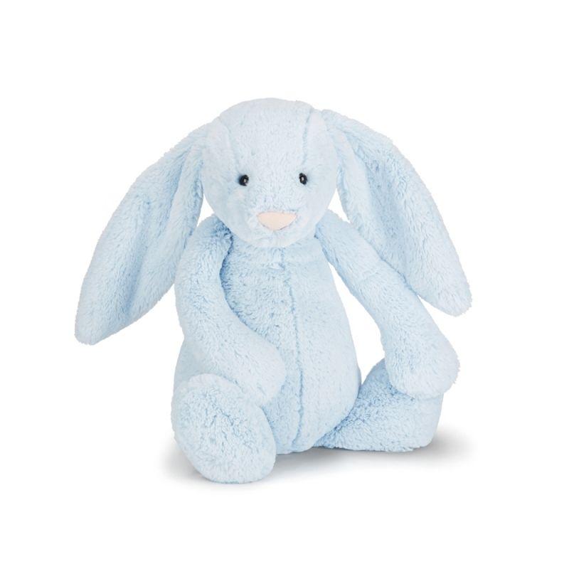 Bashful Bunny Blue Huge
