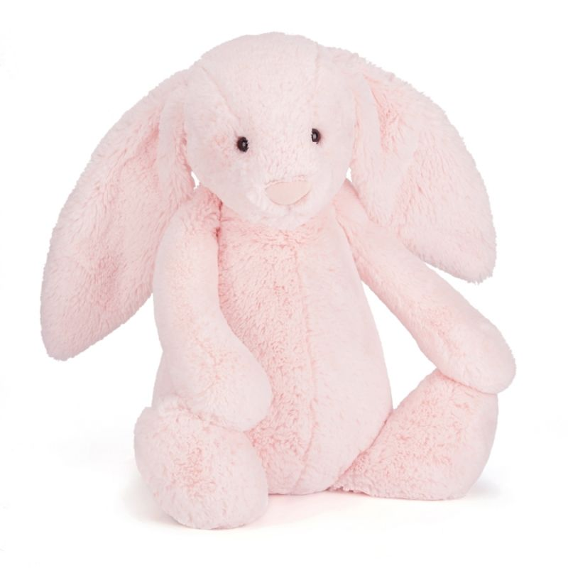 Bashful Bunny Pink Huge