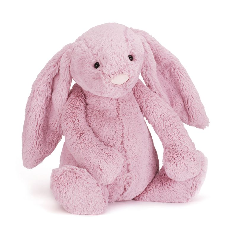 Bashful Tulip Pink Bunny Large