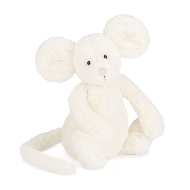 Bashful Cream Mouse Small