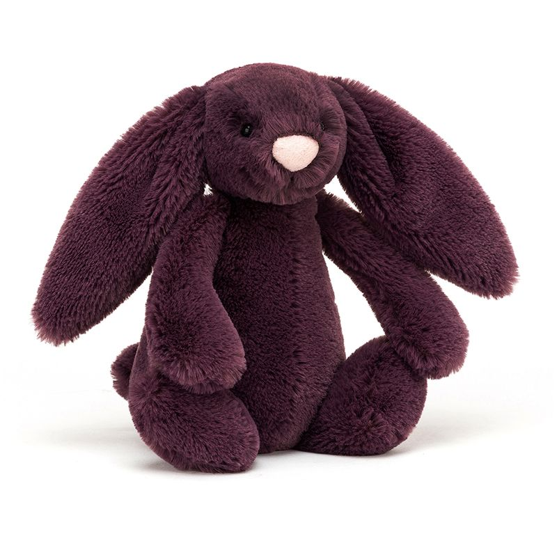 Bashful Plum Bunny Small