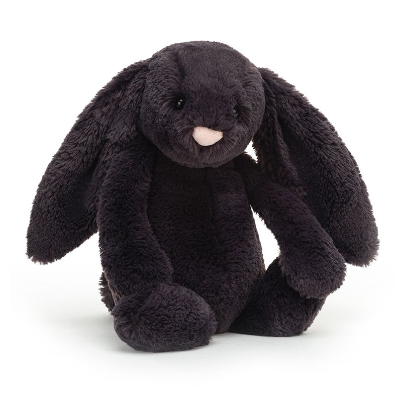 Bashful Inky Bunny Medium