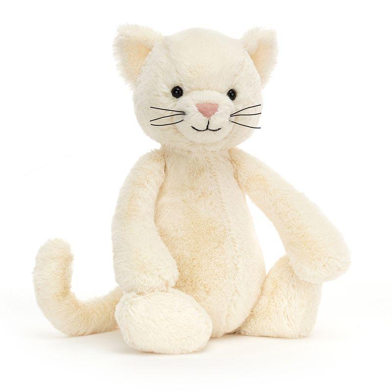 Bashful Cream Kitten Medium