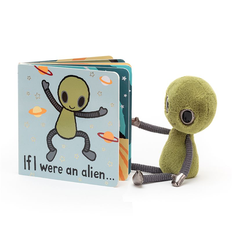 If I were an Alien Board Book