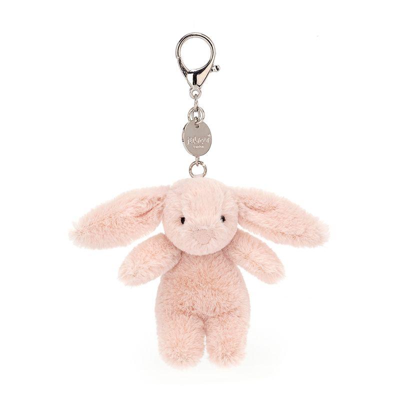 Bashful Blush Bunny Bag Charm