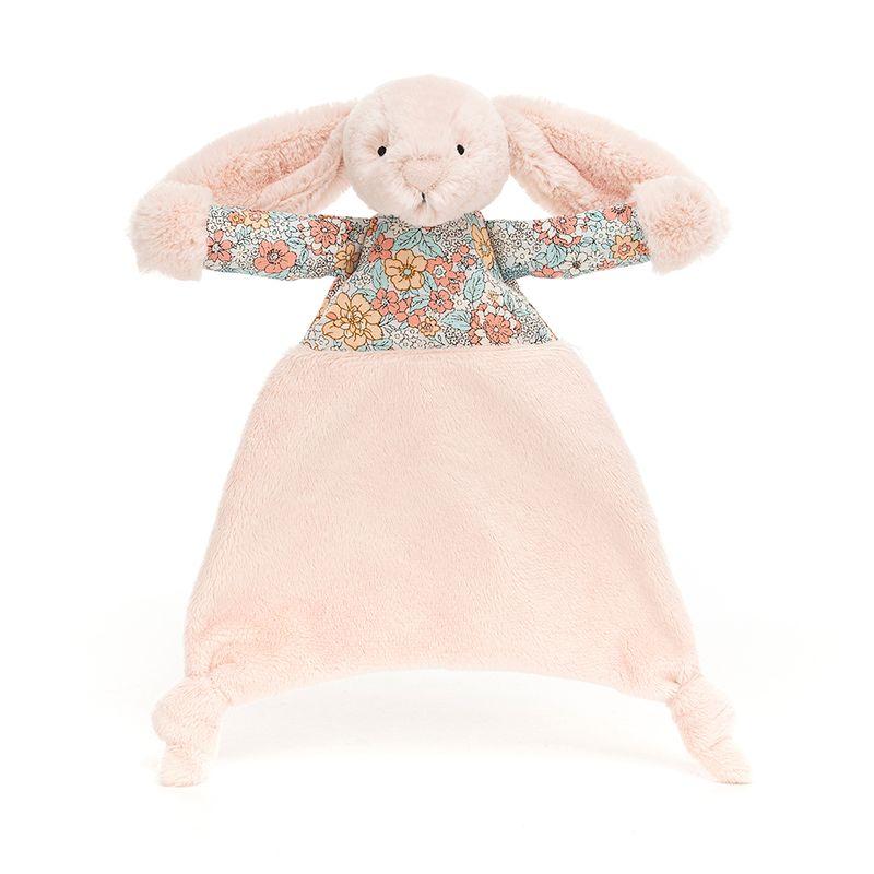 Blossom Blush Bunny Comforter