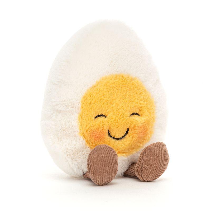 Boiled Egg Blushing