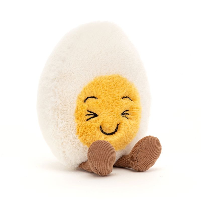 Boiled Egg Laughing