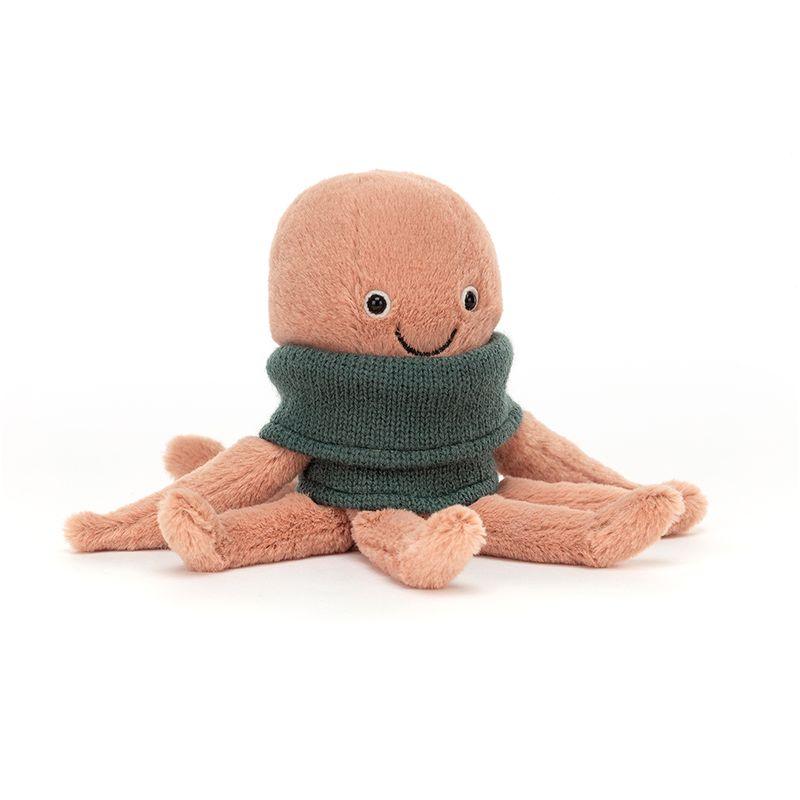 Cozy Crew Octopus