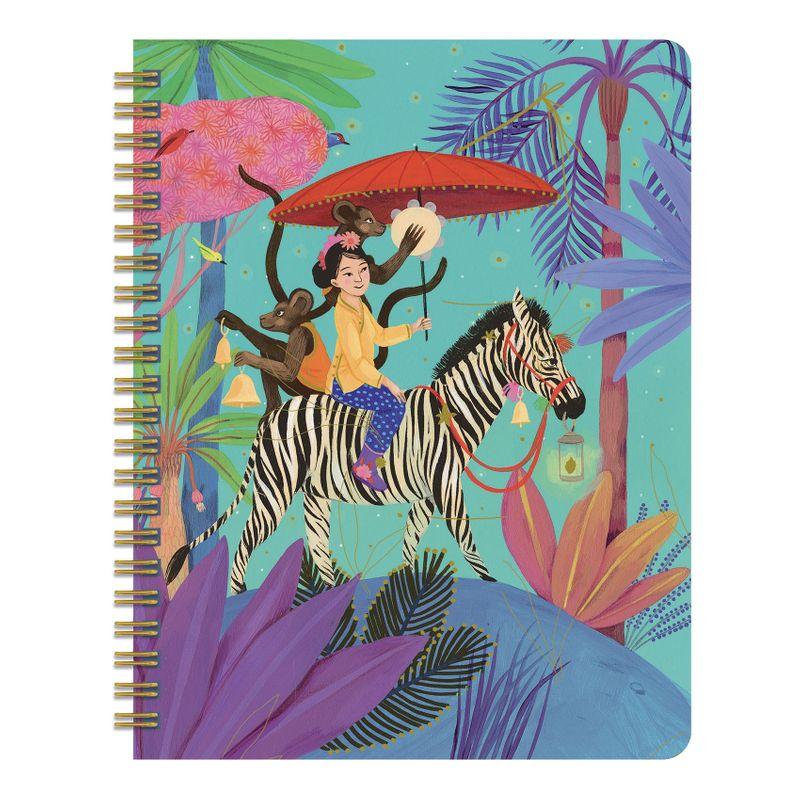 Judith spiral notebook - FSC MIX