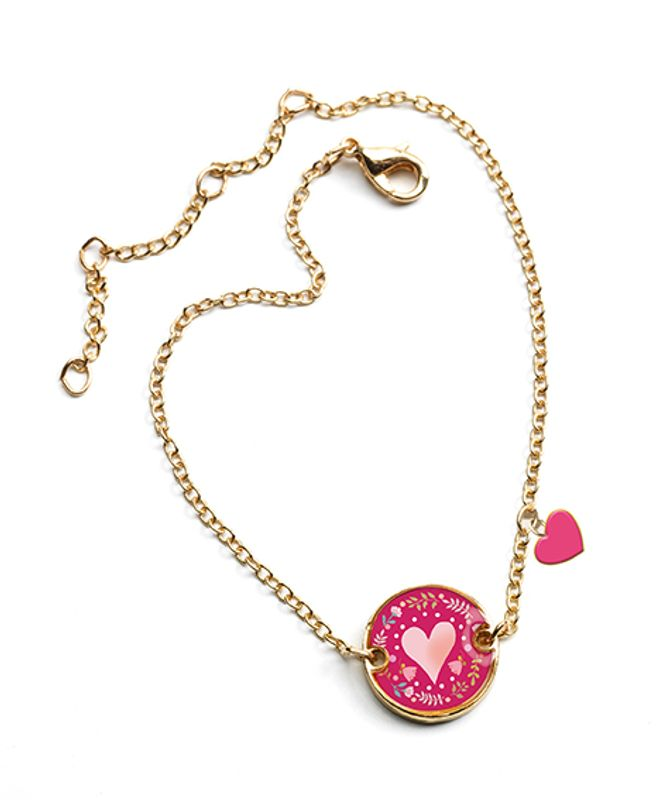 Heart - Lovely bracelet