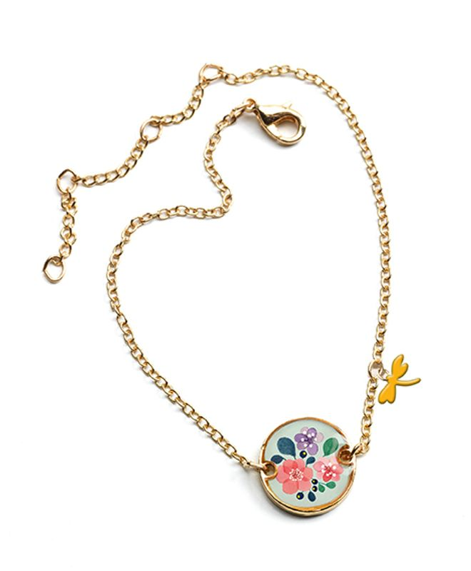 Flowers - Lovely bracelet