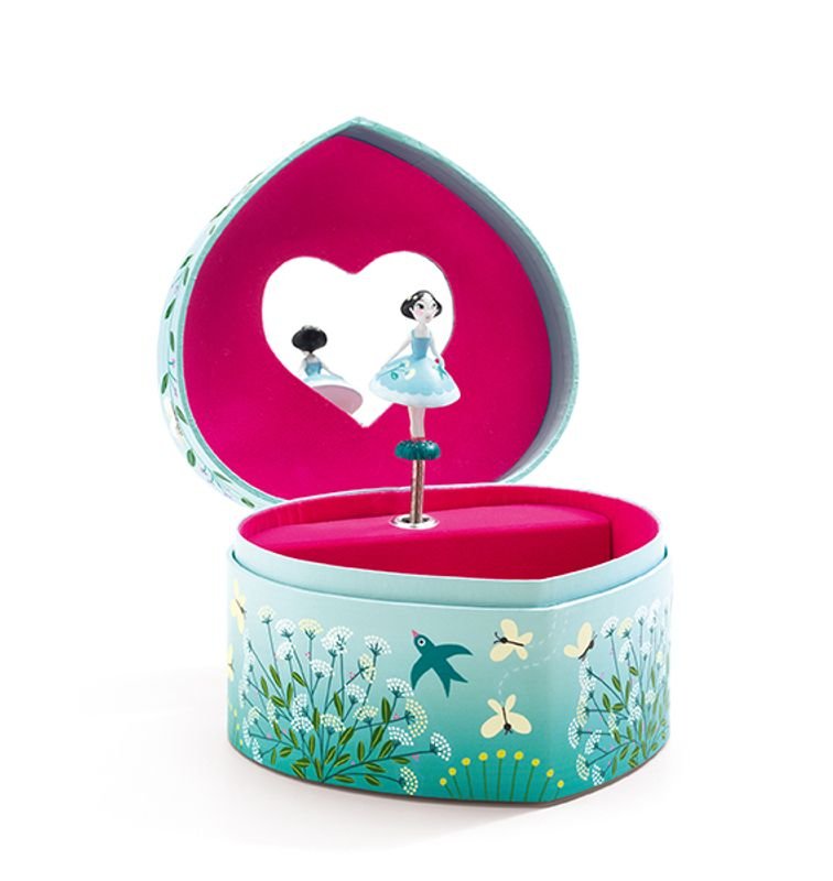 Music Box, Budding dancer
