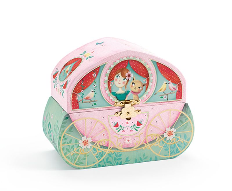 Music Box, Carrige ride