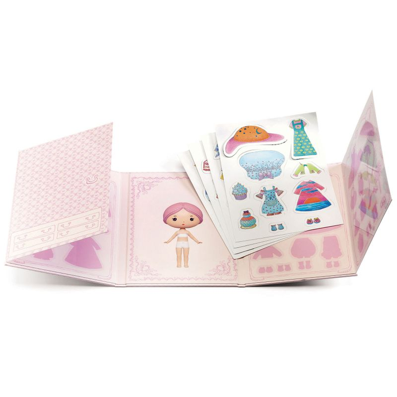 Miss Lilypink - Stickers removable