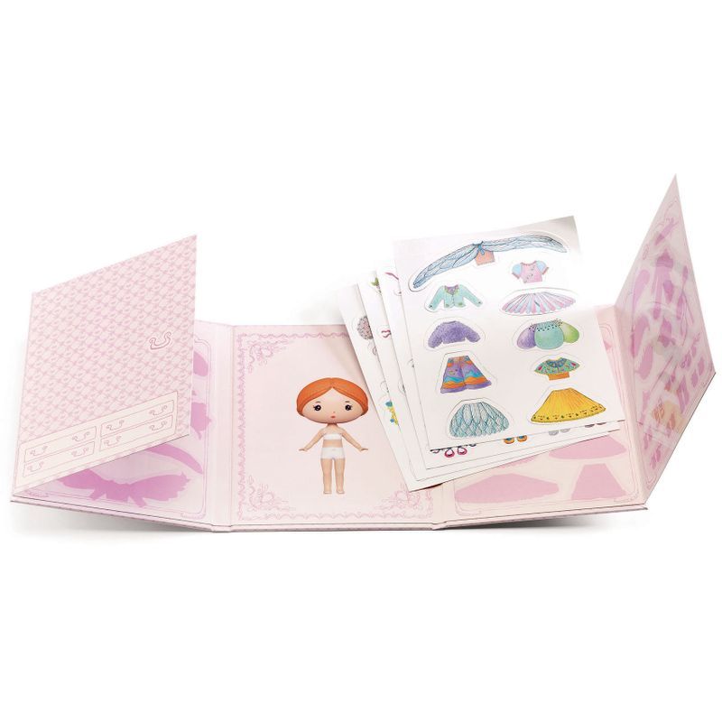 Miss Lilyruby - Stickers removable