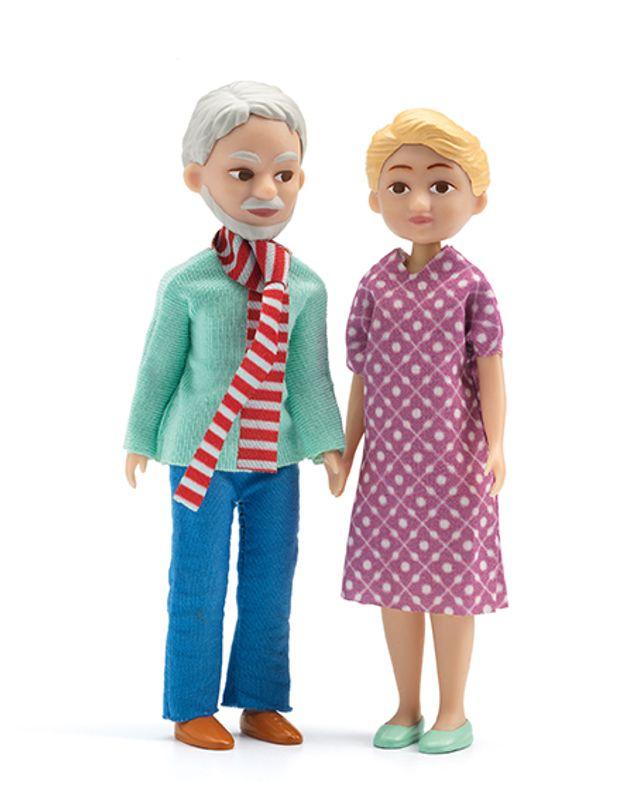 Doll house - Grandparents