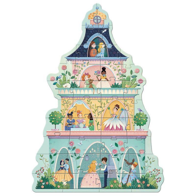 The princess tower, 36 pcs