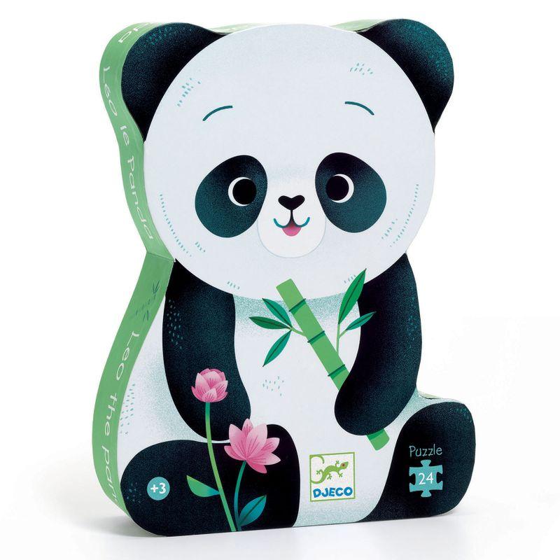 Leo the panda 24 pcs