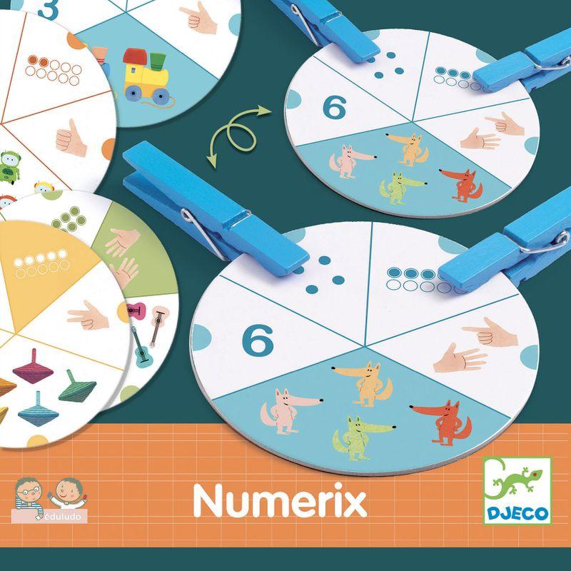 Eduludo, Numerix