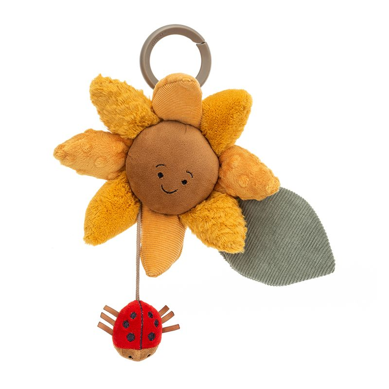 Fleury Sunflower Activity Toy