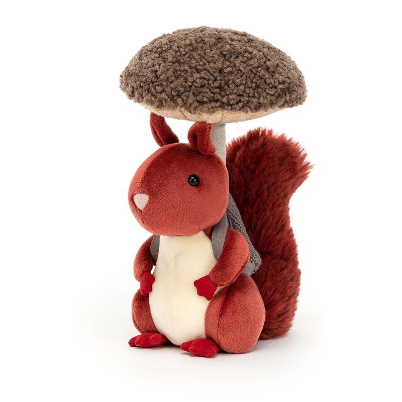 Fungi Forager Squirrel