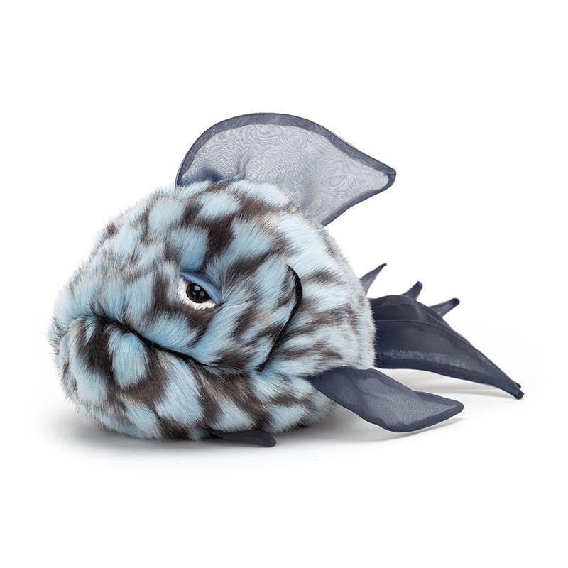 Grumpy Fish Blue