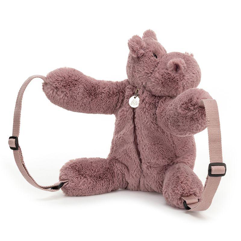 Huggady Hippo Backpack