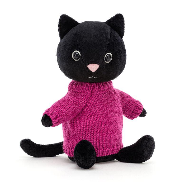 Knitten Kitten Fuschia