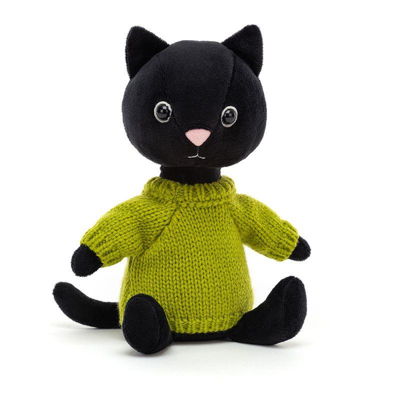 Knitten Kitten Lime