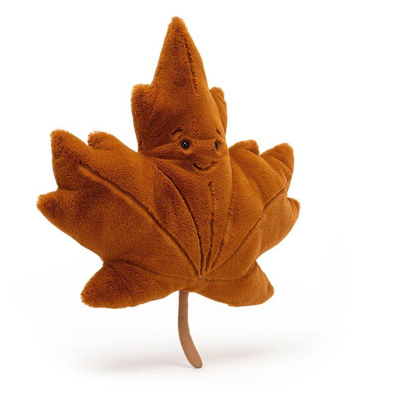Woodland Maple Leaf Large