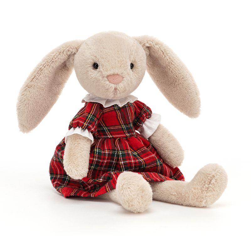 Lottie Bunny Tartan