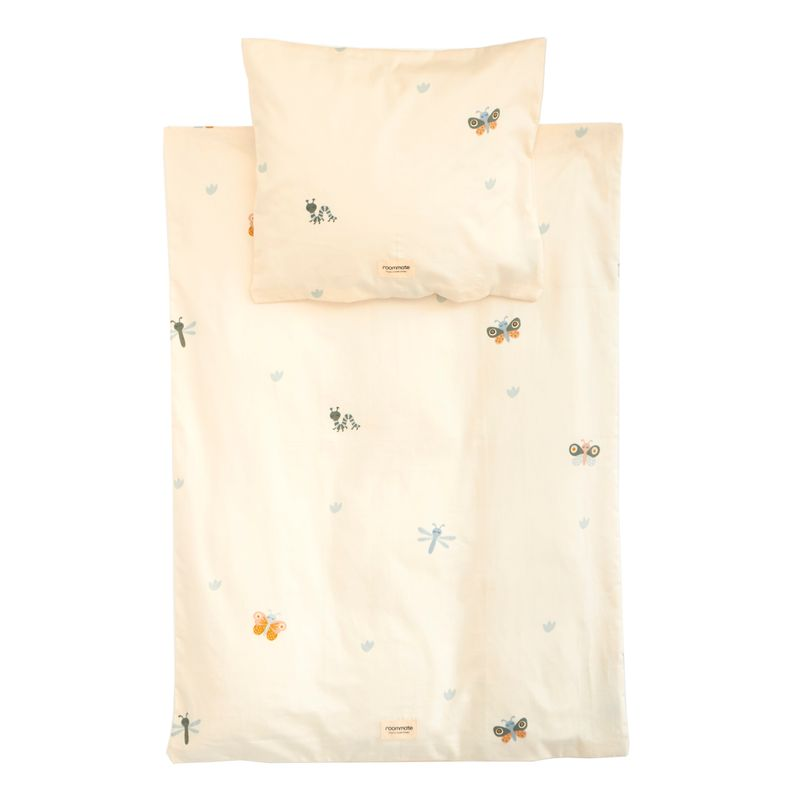 Baby Bedding - GOTS - Baby Bugs