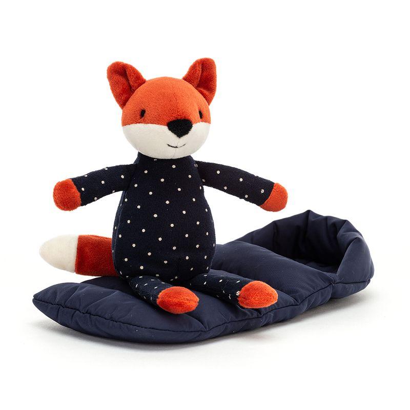 Snuggler Fox