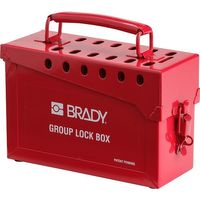 065699  Brady Grupplåsbox