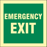 RS0036 Emergency Exit