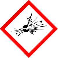 GHS 1 Explosiv