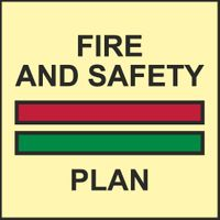 FS0163 Fire and safety plan