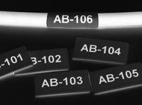 Svart skrivbar krympslang av varumärket Wotube RSFR-H